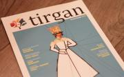 Tirgan Magazine 2013 Cover Design Contest