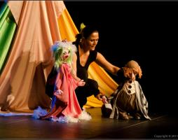Puppet Show (خیمه شب بازی)